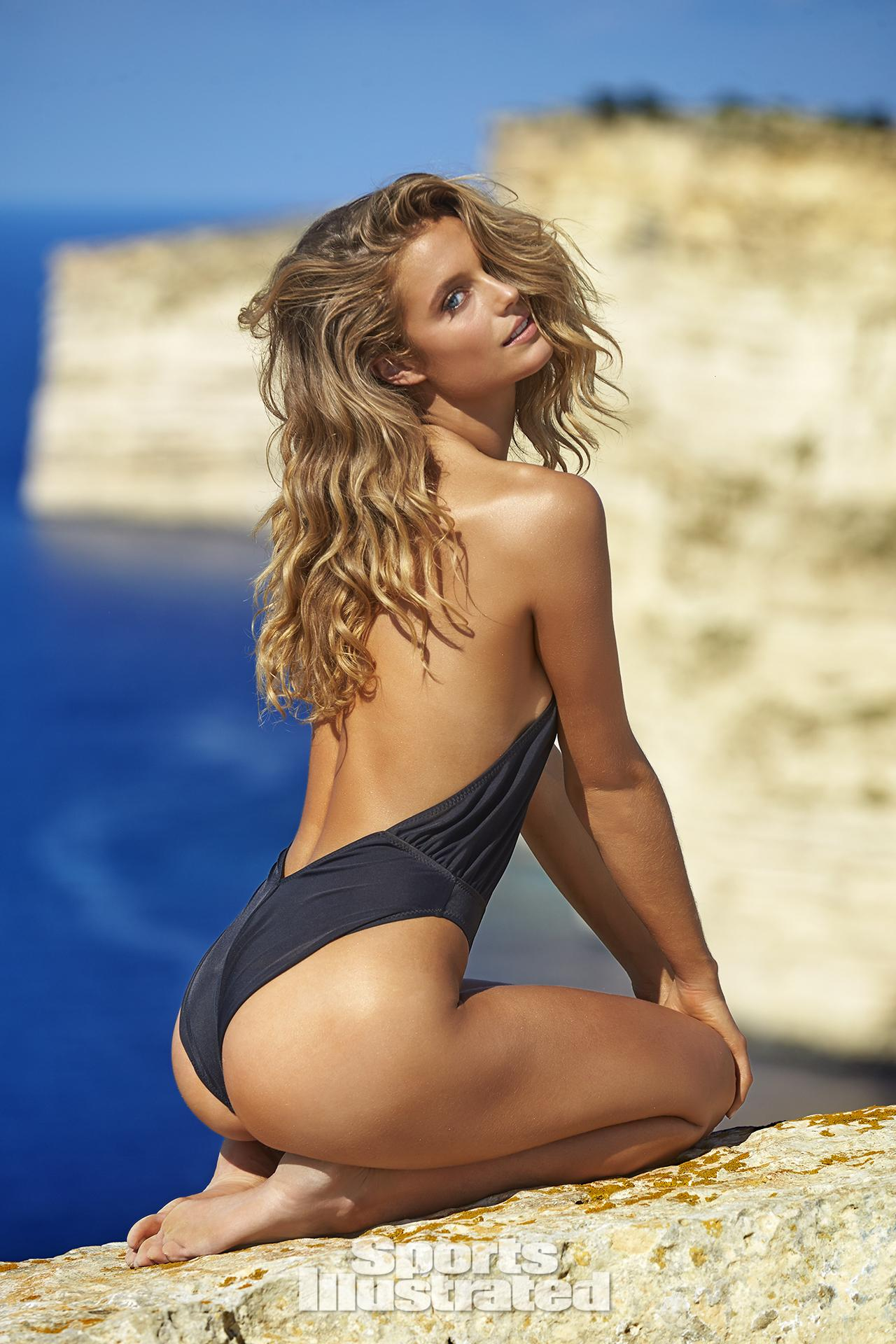 caf34d8cc4506 Lizbell Agency - Kate Bock shoots Sports Illustrated for the 3rd .
